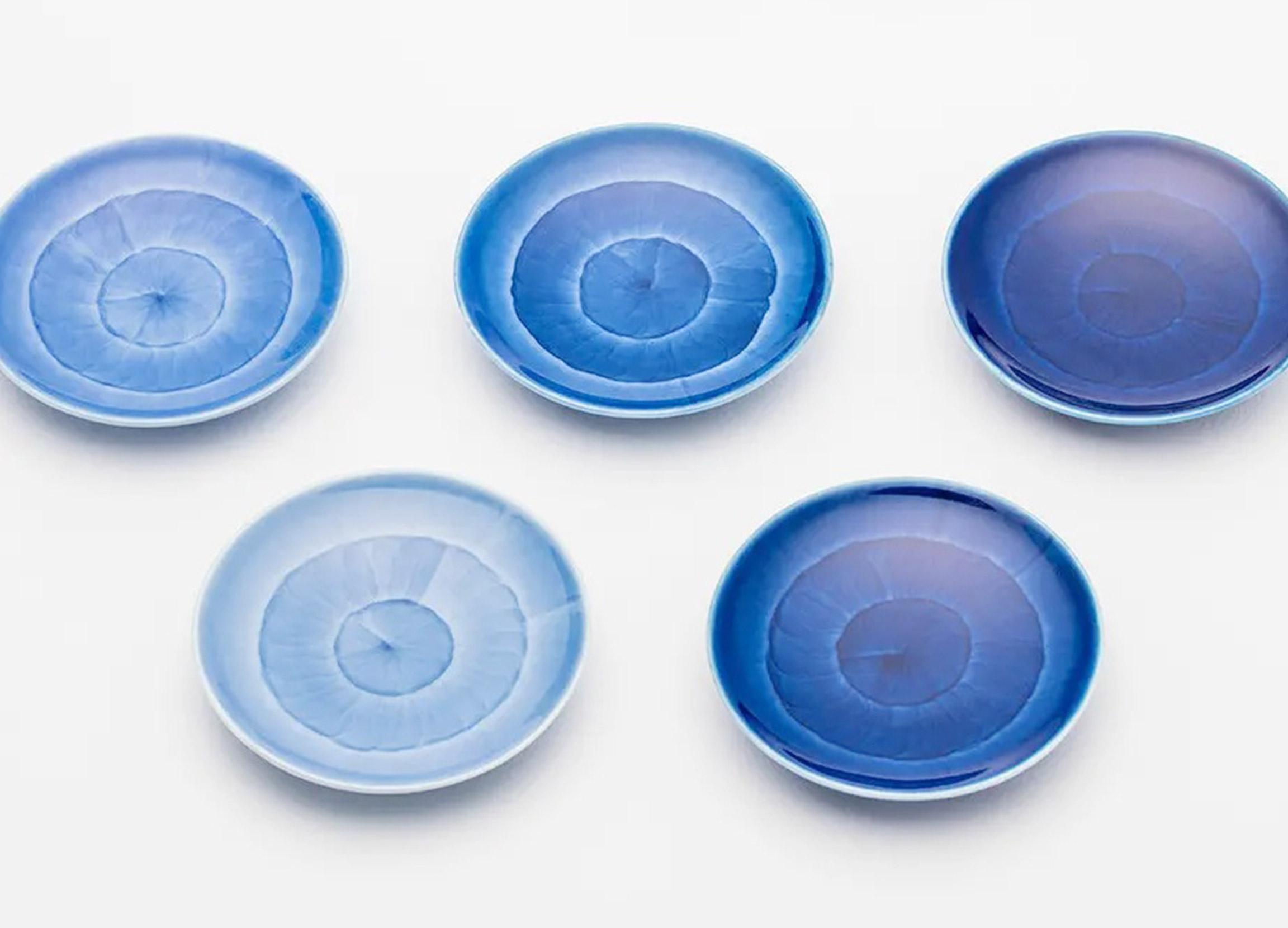 便利な豆皿は、5色セットで。